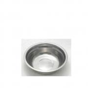10 Tigelas Redonda Cumbuca em aço Inox 13,5cm IC TJ-10-10