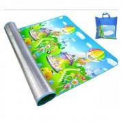 2 Tapetes Atividades Infantil Bolsa 1,0x1,80 Isolante Térmico IM43004-2
