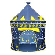 Barraca Castelo Torre toca tenda infantil Azul FWB 10109
