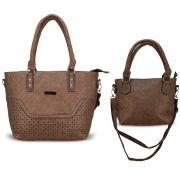 Bolsa Feminina kit com 2 , Alça  Transversal e De Mão BZB-B8218
