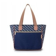 Bolsa Shopper Tam. G Estampada ABC17196-AZ-Z Jacki Design