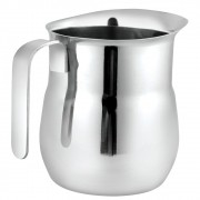 Bule P/ Leite, Chá, Café Leiteira Cremeira Em Aço Inox para Servir 400ml Clink CK1326