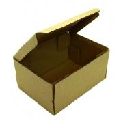 Caixa Papelão Correio Sedex Pac 18x13x9 Montável 25 Caixas