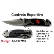 Canivete Esportivo Caça Pesca Etc. 06-0977MK