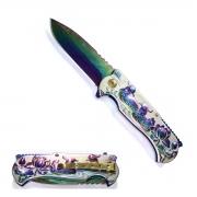 Canivete Esportivo Caça Pesca Etc. T2-0914-COLOR