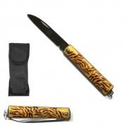 Canivete Esportivo com bainha Caça Pesca Etc. SQ-2861