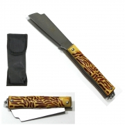 Canivete Esportivo com bainha Caça Pesca Etc. SQ-2862