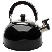 Chaleira Basic Color em aço Inox 2 litros  Ke Home 3889-1