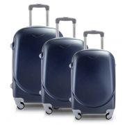 Conjunto de Malas Viagem 3 Peças Select Jacki Design APT18639