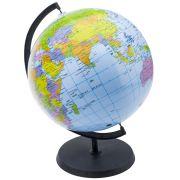 Globo Terrestre Mundial Geográfico E Político Países Oceanos Continente inflável SS8761