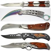kit 10 canivetes base P