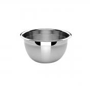 Tigela Bowl Em Aço Inox 18,5 Cm Pratica e Durável Facilite.ud MX-3022-1