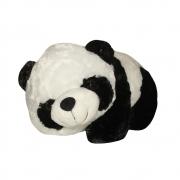 Urso Panda De Pelúcia deitado 45cm Fizzy FC2643