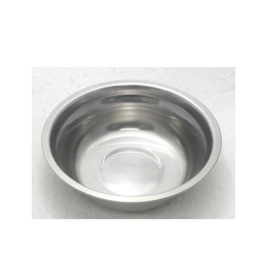 20 Tigela Redonda Cumbuca em aço Inox 19cm Elite ELB0549-20