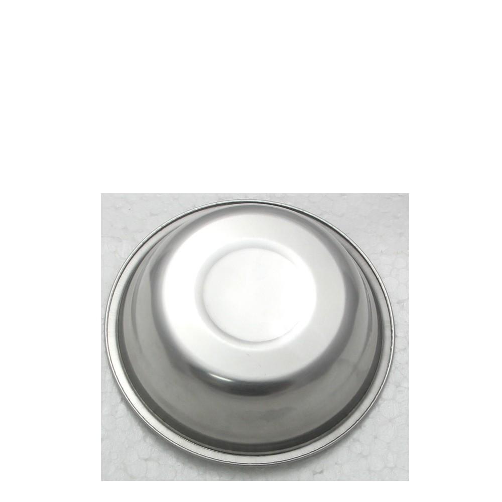 20 Tigelas Redonda Cumbuca em aço Inox 13,5cm IC TJ-10-20