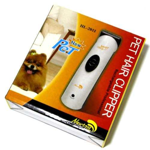 Máquina De Tosa Pet S/ Fio 110v Acessórios Recarregável 8370