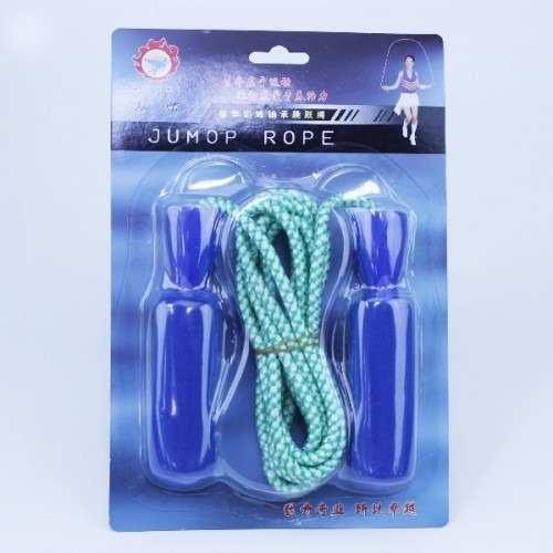 Pula Corda 2,5m C- Rolamento No Cabo Adulto Jumop Rope 9450