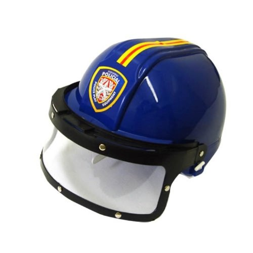 Capacete De Policial Brinquedo Infantil 9075