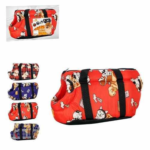 Bolsa Casinha Para Cães Gatos 22 X 24 X 37cm M 8352