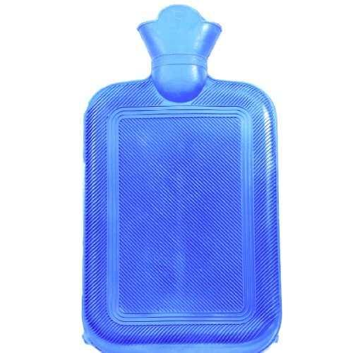 7700 Bolsa Térmica Compressa Água Quente Em Borracha 1800ml 7700