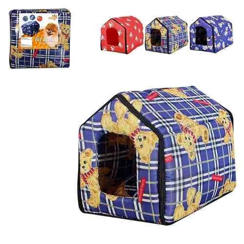 Casinha Para Cachorro 23 X 28 X 33cm  Pet Cama Cão 8356