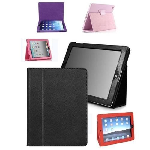 Capa Case Book Executivo Couro P/ Ipad 5 Air Varias Cores