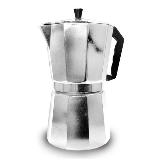 2 Cafeteiras Italiana Em Alumínio 9 Xicaras Ke Home Kh3001-9-2
