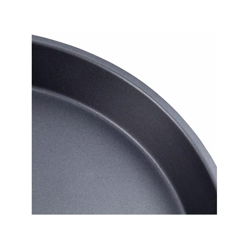 3 Formas Pizza Antiaderente Assadeira 31,5cm em aço carbono Casita SL11S003-3