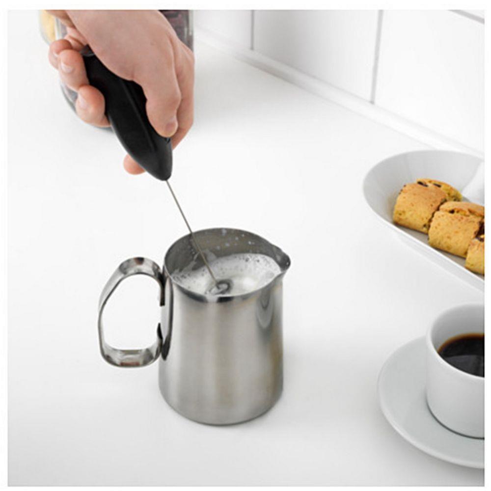 3 Misturadores de Bebidas Mixer Batedor Portatil a Pilha Ke Home 6259-3