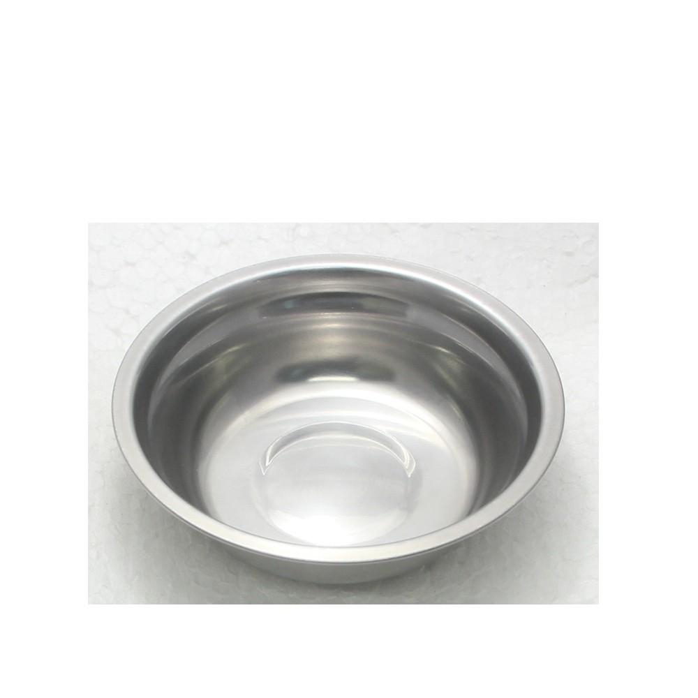 5 Tigelas Redonda Cumbuca em aço Inox 17cm IC TJ-12-5