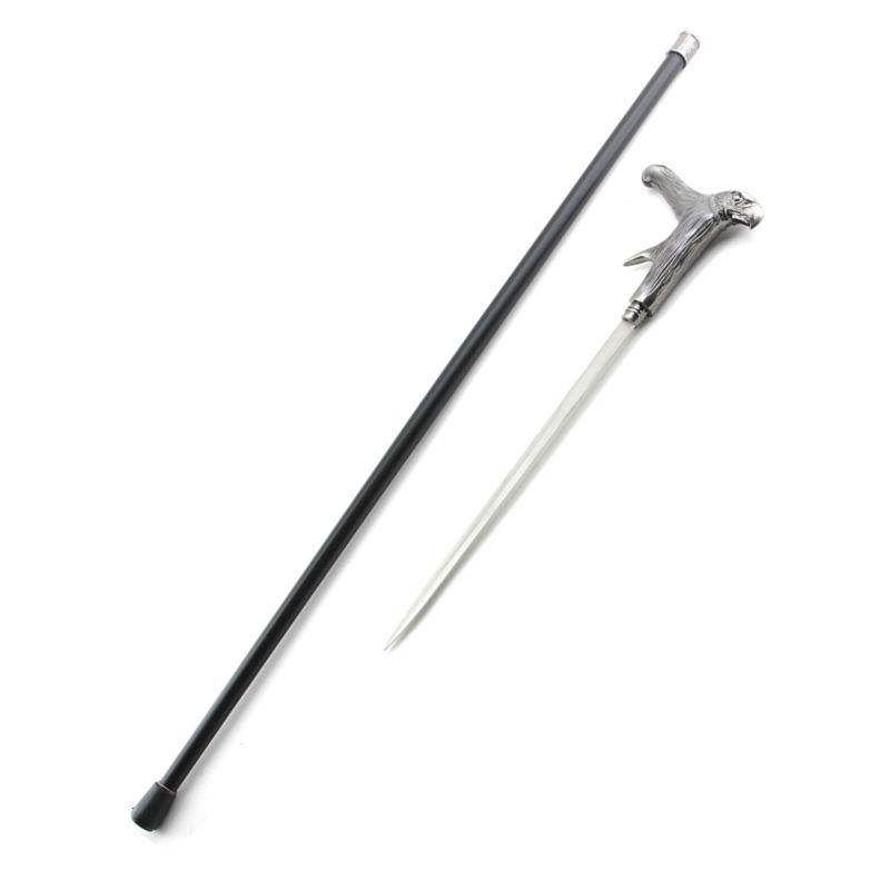 Bengala Com Espada Pássaro com apoio DS7176