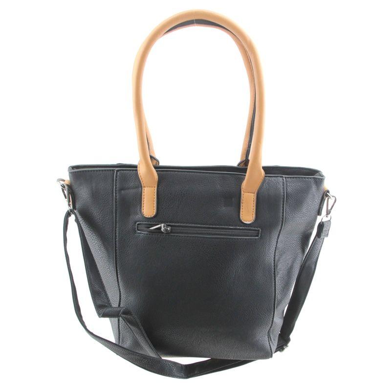 Bolsa Feminina 2 Alças Transversal e de mão tiracolo HD9018-A