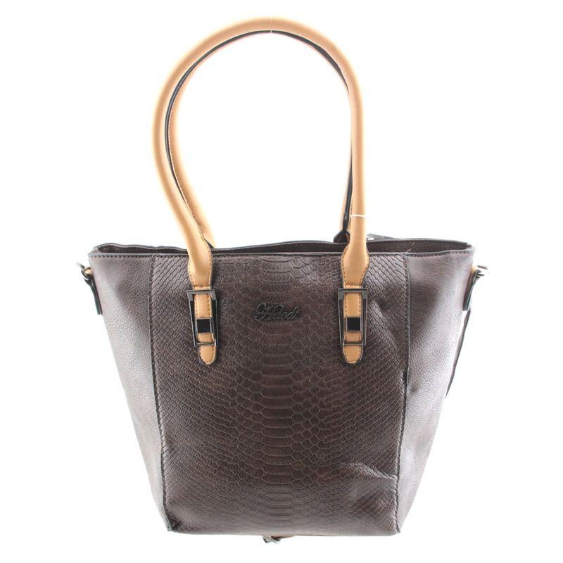 Bolsa Feminina 2 Alças Transversal e de mão tiracolo HD9018-B