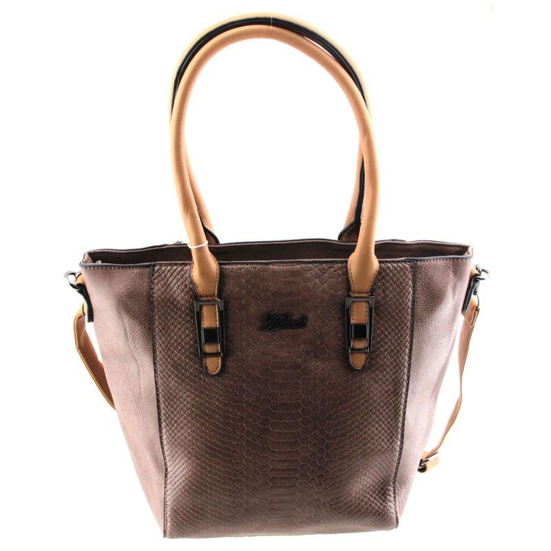 Bolsa Feminina 2 Alças Transversal e de mão tiracolo HD9018-C