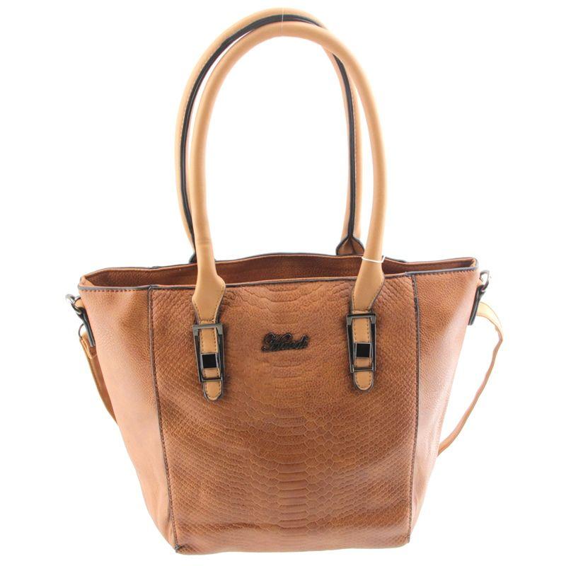 Bolsa Feminina 2 Alças Transversal e de mão tiracolo HD9018-D