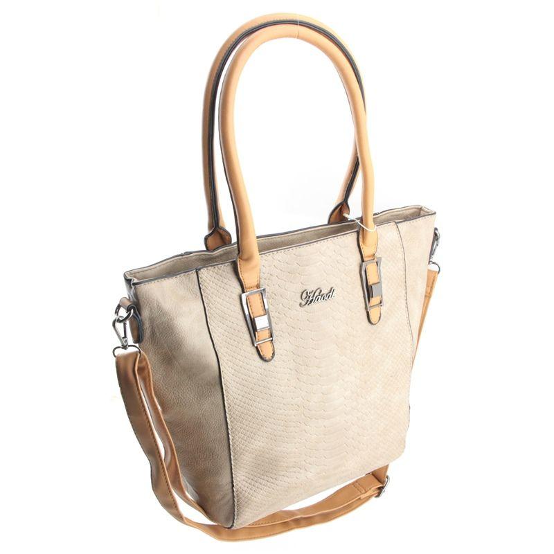Bolsa Feminina 2 Alças Transversal e de mão tiracolo HD9018-F
