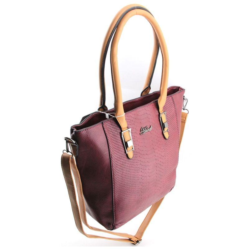 Bolsa Feminina 2 Alças Transversal e de mão tiracolo HD9018-G