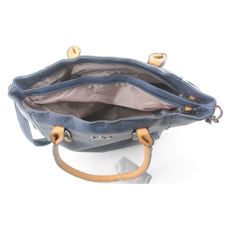 Bolsa Feminina 2 Alças Transversal e de mão tiracolo HD9018-H