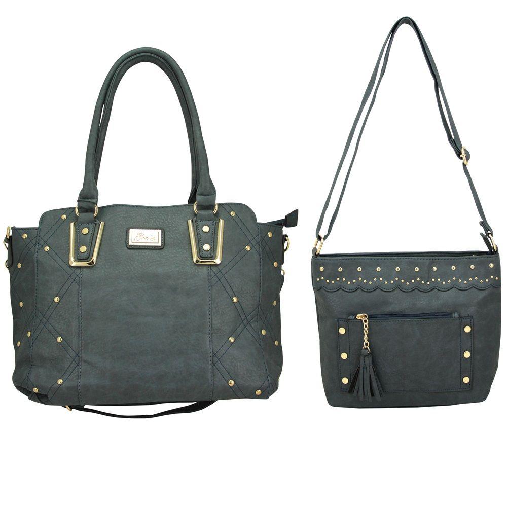 Bolsa para Mulher kit com duas bolsas ED0035