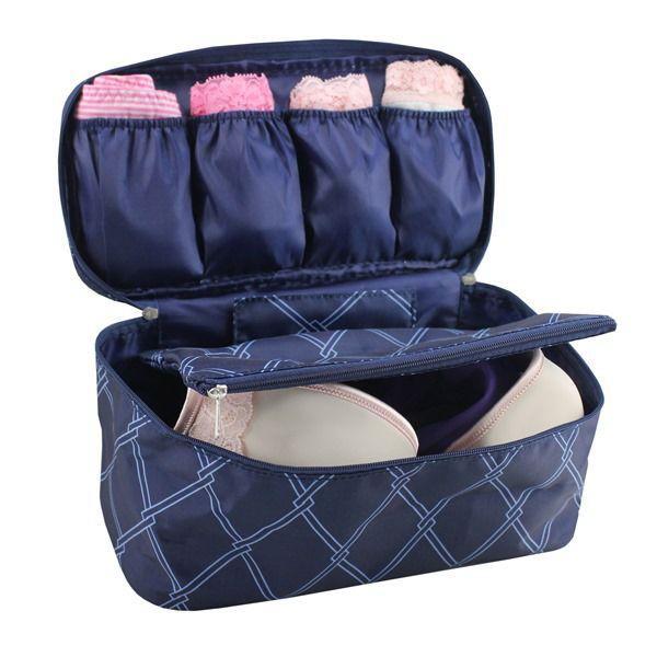 Bolsa Porta Lingerie para viagem Estampado Jacki Design ARH19810