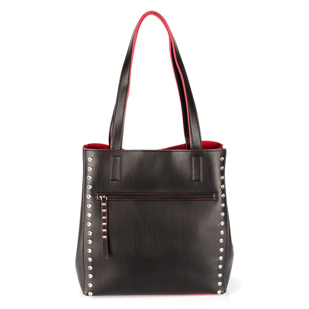 Bolsa Shopper Feminina com bolso esterno diversas cores BAGSS 200