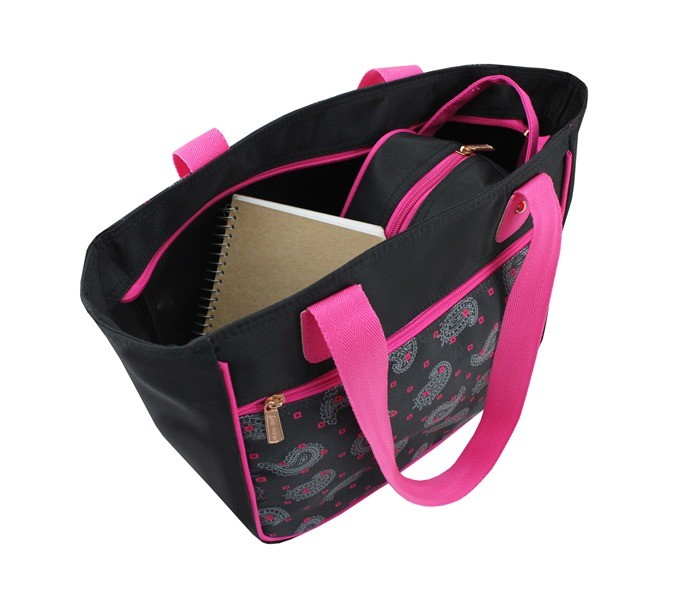 Bolsa Shopper Tam. G Estampada ABC17196-PR-A Jacki Design