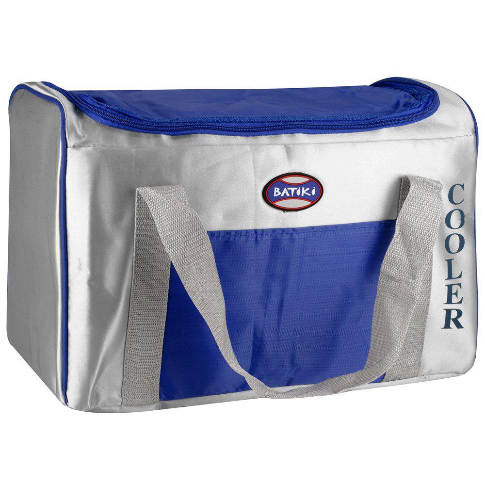 Bolsa Térmica Cooler Com Alça 24 Litros Para Alimentos Yst0078 Batiki