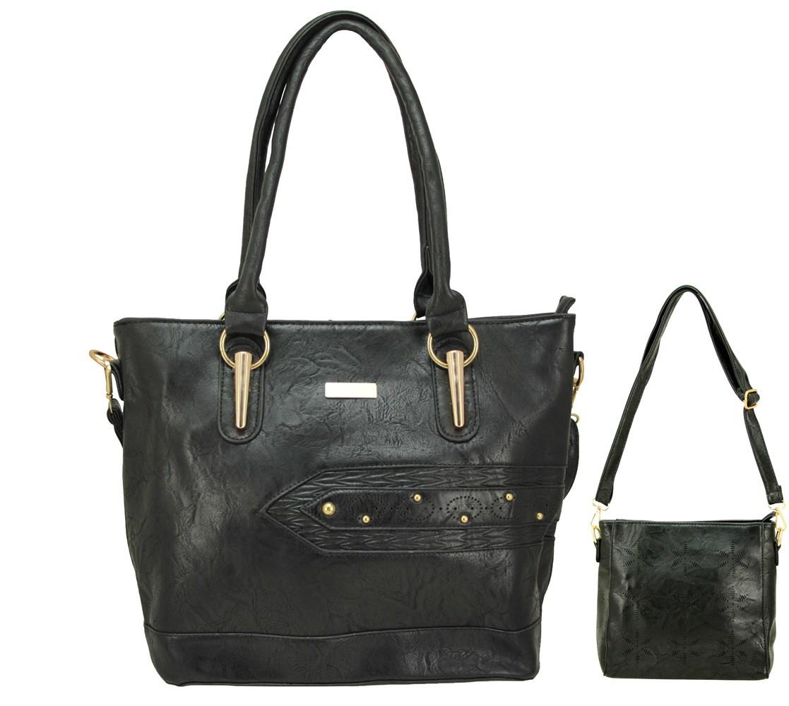 Bolsas Femininas kit com 2 Alça Transversal e De Mão L911#