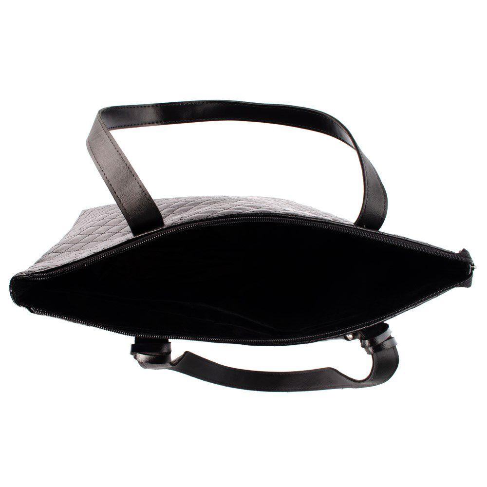 Bolsas Femininas Shopper preta Bagss 300-G