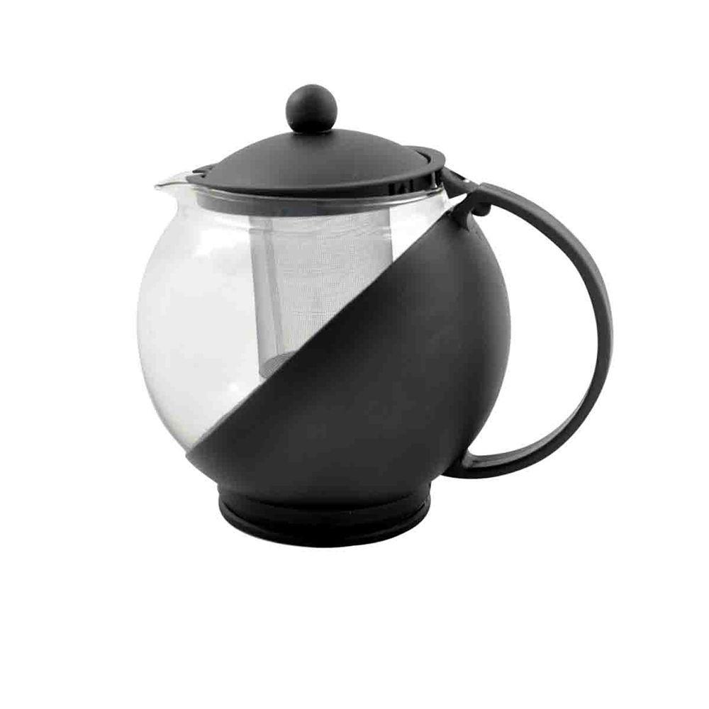 Bule Chaleira Vidro com Infusora de Chá filtro 1250ml Casita CA11080-1