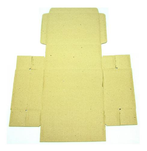 Caixa Papelão Correio Sedex Pac 18x13x9 Montável 100 Caixas