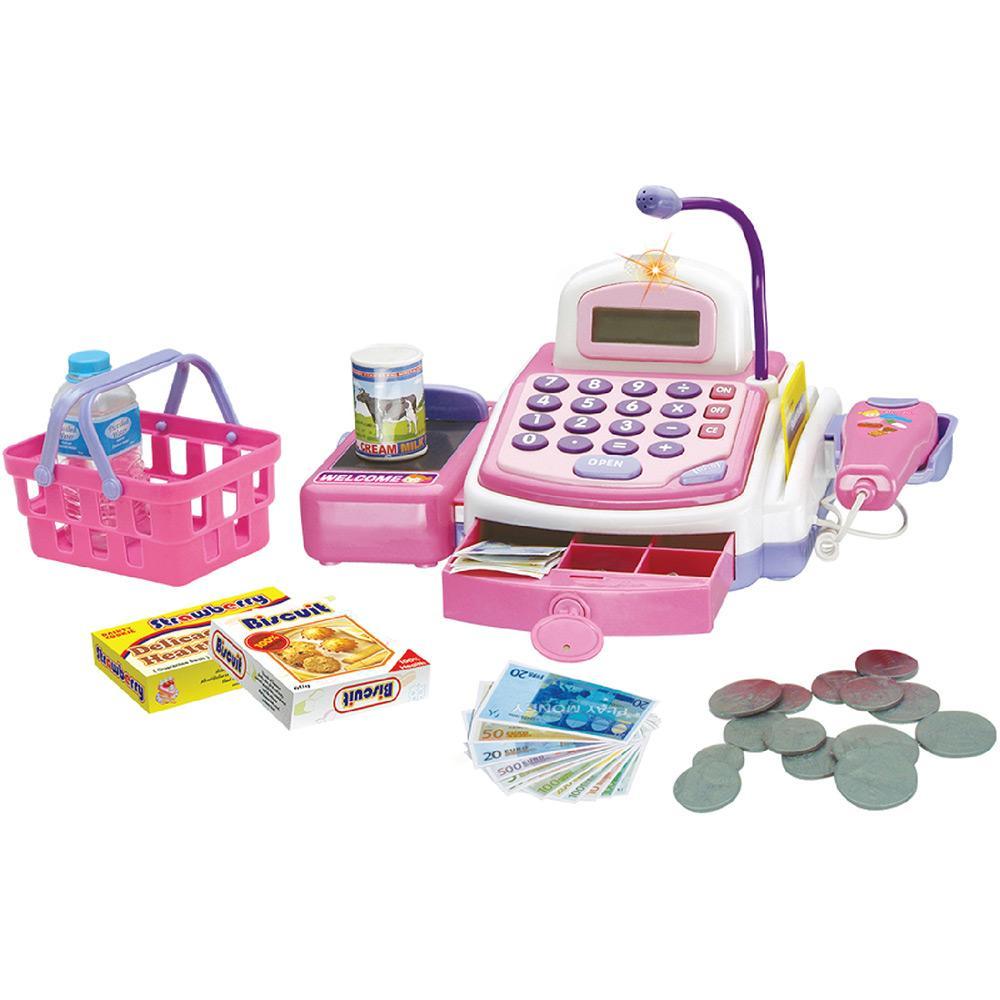 Caixa Registradora Infantil Com Som E Luzes 9140
