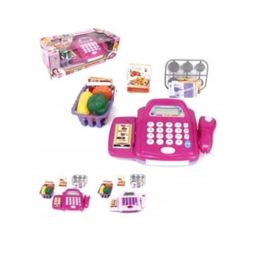Caixa Registradora Infantil Com Som E Luzes 9141