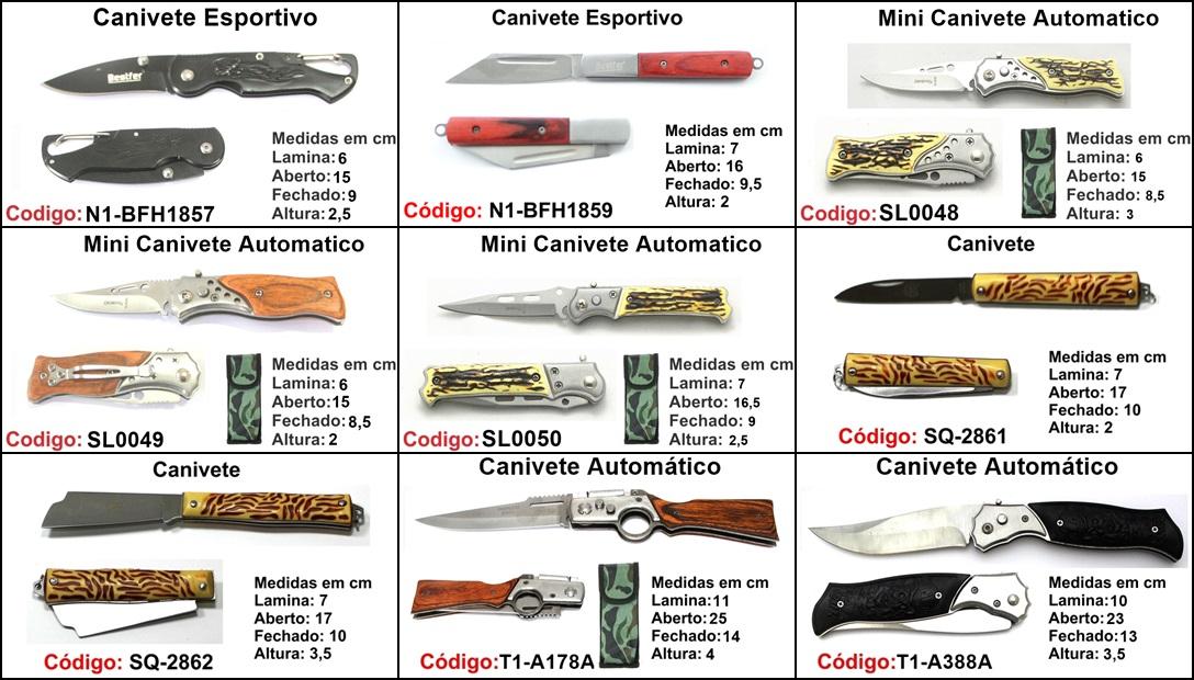 canivete base P unidade